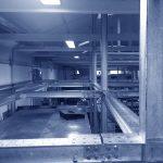 Soppalco metallico presso attività industriale ad Almè (BG) - Progetto e Direzione Lavori_C-SPIN.
